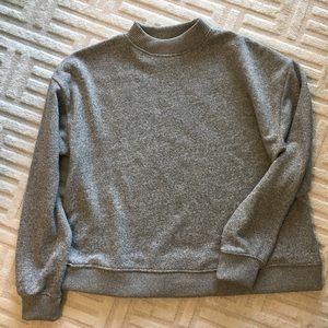 Zara basic sweatshirt